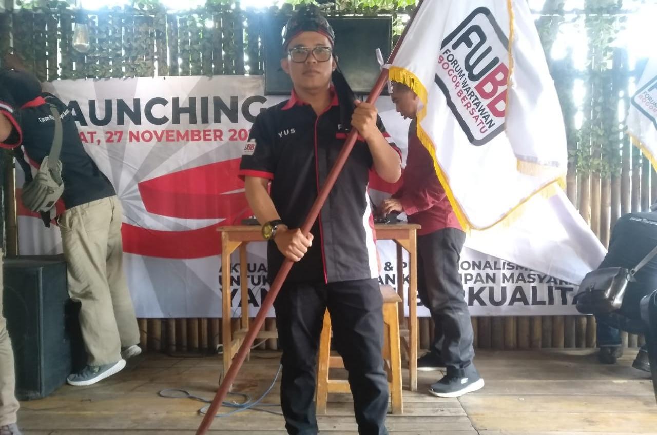 Ketua PWI : Selamat Atas Terbentuknya Forum Wartawan Bogor ...